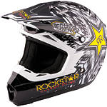 2013 Answer Youth Nova Rockstar Helmet - Dirt Bike Off Road Helmets
