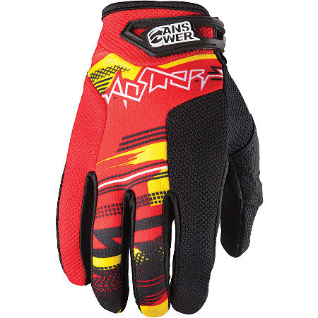 2012 Answer Youth Syncron Gloves - Main