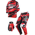 2012 Answer Youth Syncron Combo - Discount & Sale Utility ATV Pants, Jersey, Glove Combos