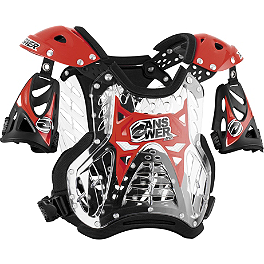 2013 Answer Youth Apex Deflector - 2013 MSR Youth Metal Mulisha Combo - Broadcast