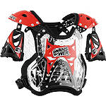 2013 Answer Youth Apex Deflector - Dirt Bike Chest and Back