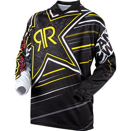 2013 Answer Youth Rockstar MSN Collaboration Jersey - Main