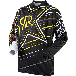 2013 Answer Youth Rockstar MSN Collaboration Jersey - 2013 Fox Youth HC Jersey - Rockstar
