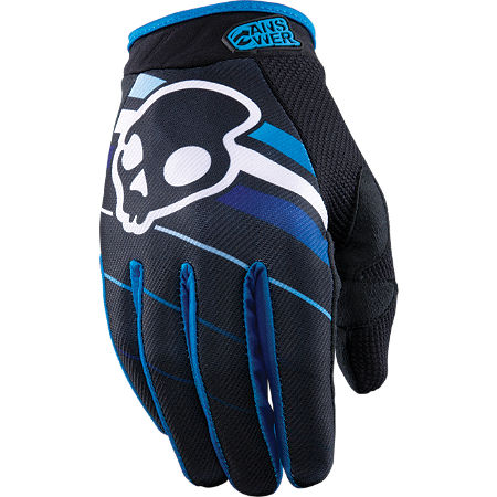 2013 Answer Youth Skullcandy EQ Gloves - Main