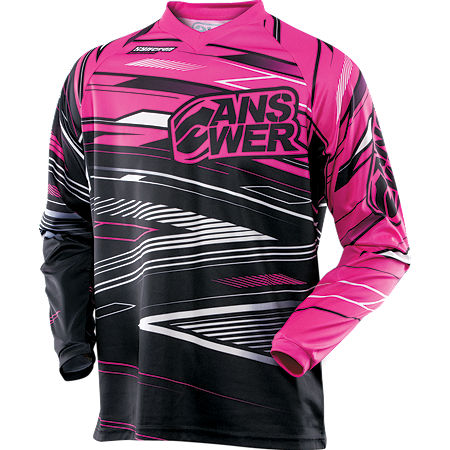 2013 Answer Girl's Syncron Jersey - Main