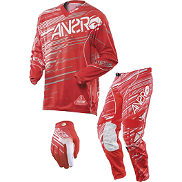 2013 Answer Youth JSC Rush Combo - 2013 Troy Lee Designs Youth GP Combo - Mirage