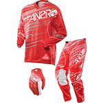 2013 Answer Youth JSC Rush Combo - Answer Utility ATV Pants, Jersey, Glove Combos