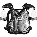 2013 Answer Youth Nova Deflector - Answer Dirt Bike Chest and Back
