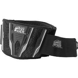 2013 Answer Youth Orion Belt - Answer Youth Hip Pads - Black