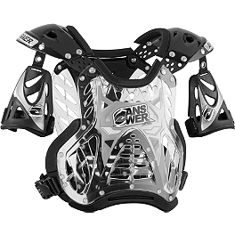 2013 Answer Pee-Wee Apex Deflector - Atlas Youth Tyke Neck Brace