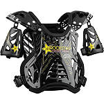 2013 Answer Pee-Wee Rockstar Deflector - Dirt Bike Chest and Back