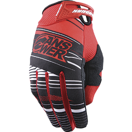 2013 Answer Youth Syncron Gloves - 2013 MSR Youth Axxis Gloves