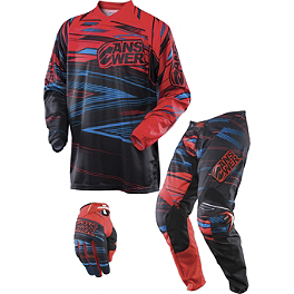 2013 Answer Youth Syncron Combo - 2013 Fox Youth 180 / HC / Dirtpaw Combo - Race