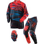 2013 Answer Youth Syncron Combo - Discount & Sale ATV Pants, Jersey, Glove Combos