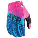 2014 Answer Girl's Syncron Gloves - Answer Dirt Bike Gloves