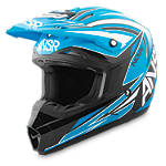 2014 Answer Youth Nova Helmet - Drift - Answer Dirt Bike Protection