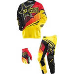 2014 Answer Youth Rockstar Combo - Utility ATV Pants, Jersey, Glove Combos