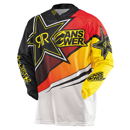 2014 Answer Youth Rockstar Vented Jersey - Main