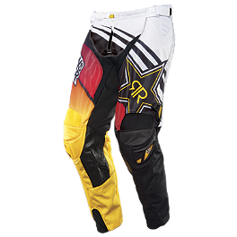 2014 Answer Youth Rockstar Vented Pants - 2014 Answer Youth Rockstar Gloves