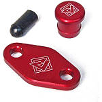 Applied AIS Block-Off Kit - Dirt Bike Exhaust Systems & Accessories
