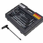 Applied 9 Piece Ball Point Allen Set - ATV Tools and Accessories