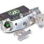 Applied Wrap Top Clamp - Silver - Dirt Bike Wheels