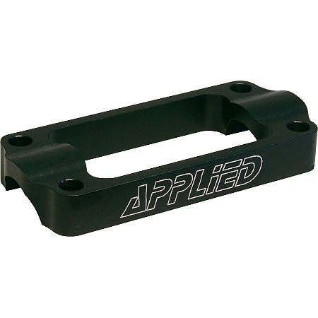 Applied R/S One-Piece Bar Clamp - Standard - Black - Main