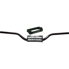 Applied R/S Triple Clamp Kit With Renthal Fat Bar Handlebar Combo - Applied R/S Triple Clamp Kit With Renthal Twinwall Handlebar Combo