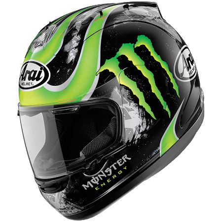Arai Corsair V Helmet - Crutchlow Monster - Main