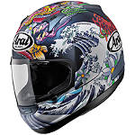 Arai RX-Q Helmet - Oriental - Arai Motorcycle Helmets and Accessories