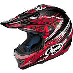 Arai VX-PRO 3 Helmet - Brisk - Arai Dirt Bike Protection