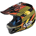 Arai VX-PRO 3 Helmet - Resolution - Arai Dirt Bike Products