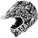 Arai VX-PRO 3 Helmet - Pride - Arai Dirt Bike Protection