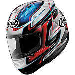 Arai Corsair V Helmet - Dani 2012 - Arai Motorcycle Helmets and Accessories