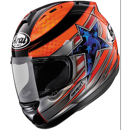 Arai Corsair V Helmet - DiSalvo - Main