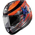 Arai Corsair V Helmet - DiSalvo - Arai Cruiser Full Face