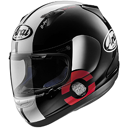 Arai RX-Q Helmet - DNA - Interphone F5 Stereo Plus Headsets - Twin Pack