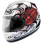 Arai RX-Q Helmet - Scarab - Arai Motorcycle Helmets and Accessories