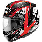 Arai RX-Q Helmet - Deco - Arai Motorcycle Helmets and Accessories
