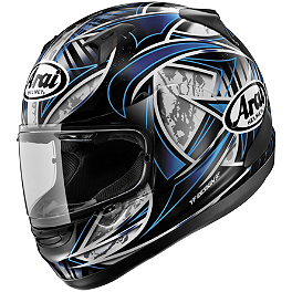 Arai Signet-Q Helmet - Flash - Arai Corsair V Helmet - Fiction