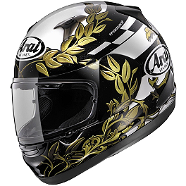 Arai Signet-Q Helmet - Laurel - Arai Corsair V Helmet - Fiction