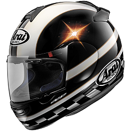 Arai Vector-2 Helmet - Classic Star - SanDisk Class 10 Ultra SD Memory Card - 16Gb