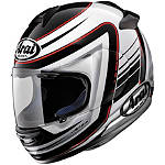 Arai Vector-2 Helmet - Stripe - Arai Motorcycle Helmets and Accessories
