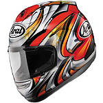 Arai Corsair V Helmet - Nakagami - Arai Motorcycle Helmets and Accessories