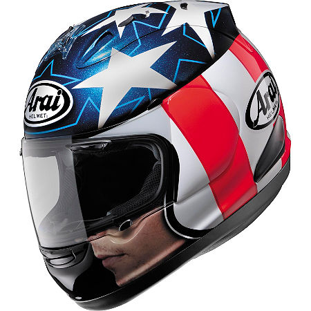 Arai Corsair V Helmet - Nicky GP - Main