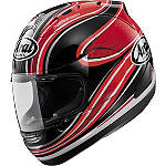 Arai Corsair V Helmet - Mamola 3 - Arai Motorcycle Helmets and Accessories
