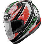 Arai Corsair V Helmet - Nicky 4 - Womens Arai Full Face Motorcycle Helmets