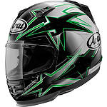 Arai Defiant Helmet - Asteroid - Arai Motorcycle Helmets and Accessories