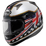 Arai RX-Q Helmet - UK Flag - Full Face Motorcycle Helmets