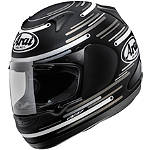 Arai RX-Q Helmet - Streak - Arai Motorcycle Helmets and Accessories